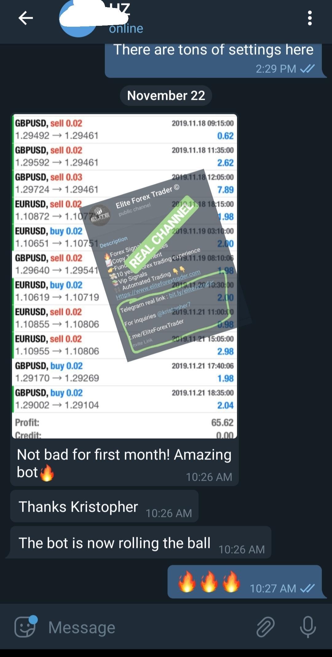 Forex Trader-licentie